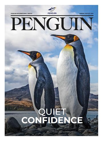 Annual Report 2020 - Quiet Confidence