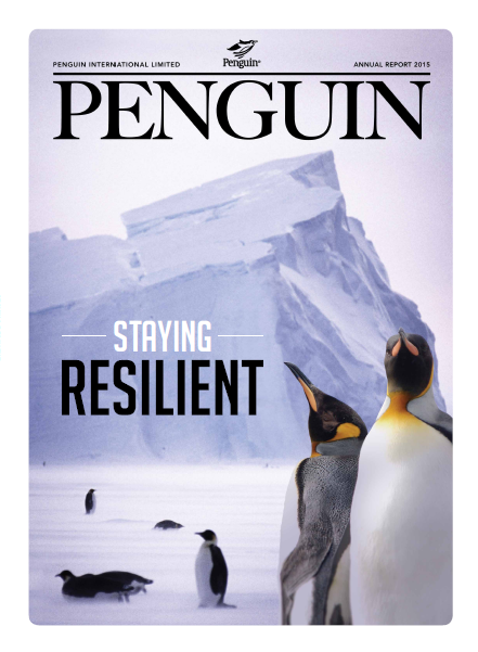 Annual Report 2015 - Staying-Resilient!